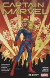 Captain Marvel (2019) TPB 01: Re-Entry