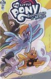 My Little Pony: Friendship is Magic (2012) 81 [Retailer Incentive Cover]