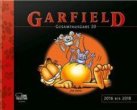 Garfield Gesamtausgabe 20: 2016 - 2018