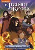 Die Legende von Korra 04: Die Ruinen des Imperiums 1