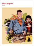 Perlen der Comicgeschichte 07: John Wayne