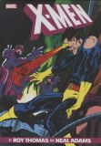 X-Men (1963) By Roy Thomas and Neal Adams Oversized HC