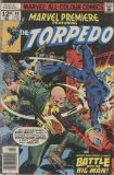 Marvel Premiere (1972) 40: The Torpedo