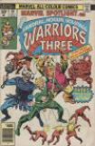 Marvel Spotlight (1971) 30: Warriors Three