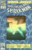 Spectacular Spider-Man (1976) 189 [Gold Hologram]