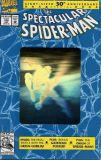 Spectacular Spider-Man (1976) 189 [Silver Hologram]