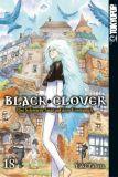 Black Clover 18: Der schwarze Stier auf dem Vormarsch