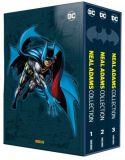 Batman: Neal Adams Collection (2019): Fan-Edition (Drei HC-Bände im Schuber)