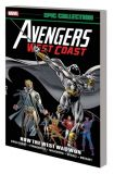Avengers West Coast Epic Collection (2018) TPB 02: Lost in Space-Time