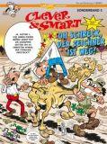 Clever & Smart Sonderband 03: Oh Schreck, der Zeichner ist weg!