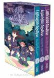 Little Witch Academia (Band 1-3 im Sammelschuber)