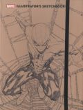 Marvel Illustrators Sketchbook