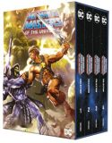 He-Man und die Masters of the Universe: Deluxe Collection (2019) [Vier HCs im Schuber]