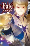 Fate/stay night Sammelband 08