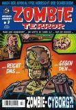 Weissblech Sonderheft 07: Zombie Terror - Zombie-Cyborg