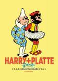 Harry und Platte Gesamtausgabe (2017) 03: 1960-1961