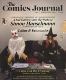 The Comics Journal (1977) 304: A Bad Gateway into the World of Simon Hanselmann