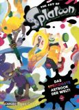 The Art of Splatoon (2019) Artbook HC