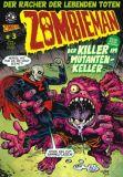 Zombieman 03: Der Killer im Mutantenkeller