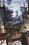 Teenage Mutant Ninja Turtles (2011) 99: City at War [Retailer Incentive Cover]
