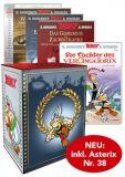 Asterix Luxusbox mit Band 1-38 und vier Sonderbänden