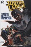 Justice League (2018) TPB 04: The Sixth Dimension