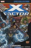 X-Factor Epic Collection TPB 08: X-Animations
