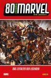 80 Jahre Marvel (2019) HC 08: Die 2010er - Das Zeitalter der Legenden