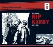 Rip Kirby 08: Die kompletten Comicstrips 1955-1956