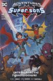 Adventures of the Super Sons (2018) TPB 02: Intergalactic Showdown!