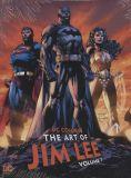 DC Comics: The Art of Jim Lee (2019) HC 01