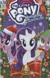 My Little Pony Holiday Special (2019) nn [Incentive Cover]