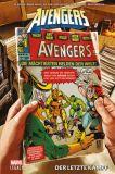 Marvel Legacy: Avengers - Der letzte Kampf (2019) HC