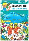 Jommeke 21: Der U-Boot-Wal