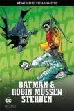 Batman Graphic Novel Collection (2019) 25: Batman & Robin müssen sterben