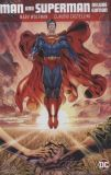 Man and Superman (2018) The Deluxe Edition HC