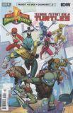 Mighty Morphin Power Rangers/Teenage Mutant Ninja Turtles (2019) 01