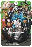 Overlord Official Comic A La Carte Anthology 01
