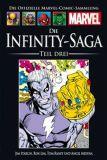 Die Offizielle Marvel-Comic-Sammlung 176 [152]: Die Infinity-Saga, Teil III
