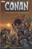 Conan (2019) TPB: The Hour of the Dragon