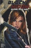 Black Widow (2004) TPB: Welcome to the Game