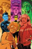 Young Justice (2020) 01: Sieben Krisen (Variant Cover)