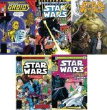 True Believers: Star Wars - Set mit 5 Comic-Heften