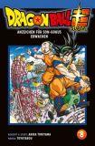 Dragon Ball Super 08: Anzeichen für Son-Gokus Erwachen