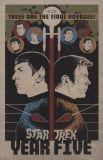 Star Trek: Year Five (2019) TPB 01: Odyssey's End