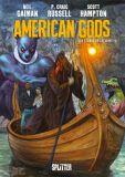 American Gods 05: Die Stunde des Sturms Buch 1