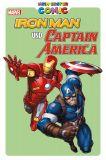 Mein erster Comic: Iron Man und Captain America (2020) HC