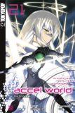 Accel World Novel 21 - Die Schneefee (Roman)
