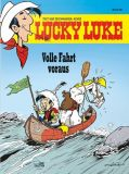 Lucky Luke HC 98: Volle Fahrt voraus