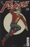 The Flash (2016) 750 [1940s Cover - Nicola Scott]